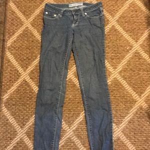 Super skinny bullhead jeans
